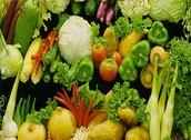 What type of veggies?