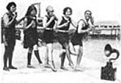 1923- Radio beach party