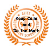 Alice I.S.D. Math Curriculum