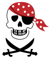 ARgh Matey! It's a Pirates life for me!