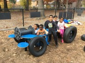 We built a car.  Where should we go?
