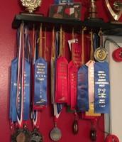 Los Trofeos y Las Medallas