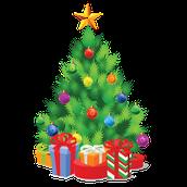 Reading Around the Christmas Tree