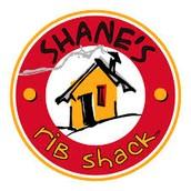 Shane's Rib Shack Night Tuesday 5-8pm
