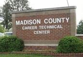 Where the Madison County Tech Center is Located