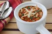 Mediterranean Pasta Soup