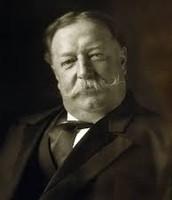 Taft during presidency
