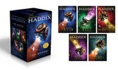 The Missing- series by Margaret Peterson Haddix