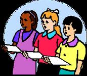 3rd/4th grade chorus