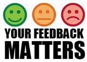 Please leave your feedback for PDC on our Sept. 2nd PD Day.