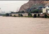 Haung he river