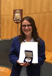 2016 Bishop's Award