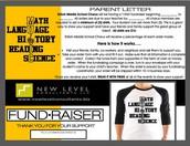 Chorus T-Shirt Fundraiser