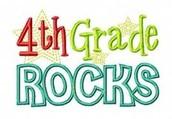NEW 4TH GRADE TEACHERS