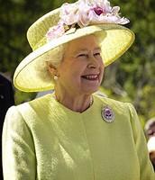 Elizabeth the 2nd