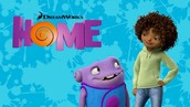 Saw the movie Home