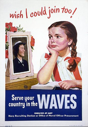Women Accepted For Volunteer Emergency Service (WAVES)
