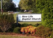 We are New Life Baptist Church