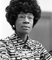 Race, Gender and Rebellion: Shirley Chisholm's Political Resistance by Zinga Fraser