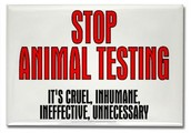 Animal testing is abusive and torture