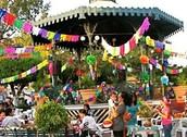 The fiesta's