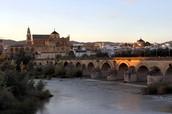 Rome inspired bridge