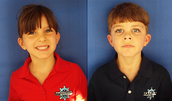 November and January Students of the Month