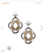 Kaia chandelier earrings