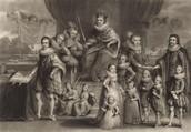 Charlemagne's Family