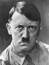 What was Hitler famous for?