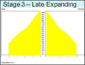 Population Pyramid - Stage 3