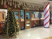 Holiday spirit at Soto...
