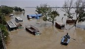 Monsoon flooding gets worse flooding buildings