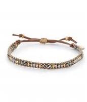 Wanderlust Single Wrap Bracelet $14.50