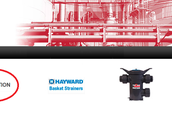 Hayward Fitter and PMD actuators