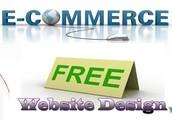 Free Website Design For E commerce Development