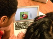 Second Graders Create Digital Books For MackinVIA