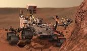 Mars Rovers.