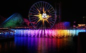 Disney Land, California