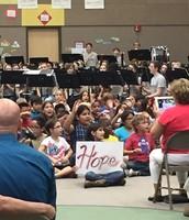 Banda de la Escuela Henry Middle School