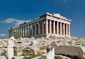 This is the Parthenon