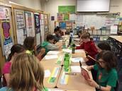 Mrs.Granett's Fifth Grade Class