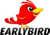 Early Bird Dates for 2015/2016 School Year