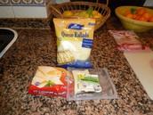 Preparam el formatge