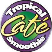 Free Tropical Smoothie Drink