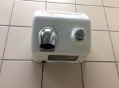 They hand dryers we have now