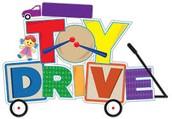 Burnet Toy Drive!