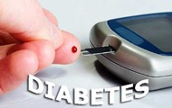 Testing blood sugar with diabetes