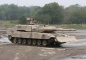 Leopard 2A7 Tank
