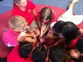 Working together in a Cooperation Challenge